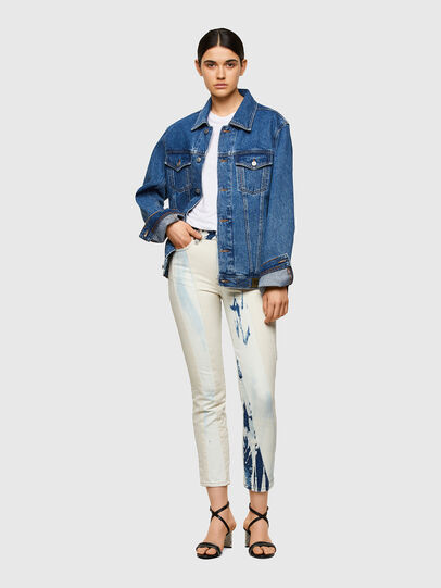 Diesel - D-Joy 009UX, Medium blue - Jeans - Image 5