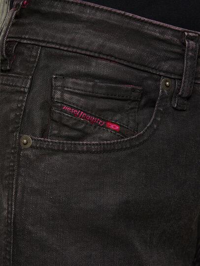 Diesel - D-Joy 009DU, Black/Pink - Jeans - Image 4