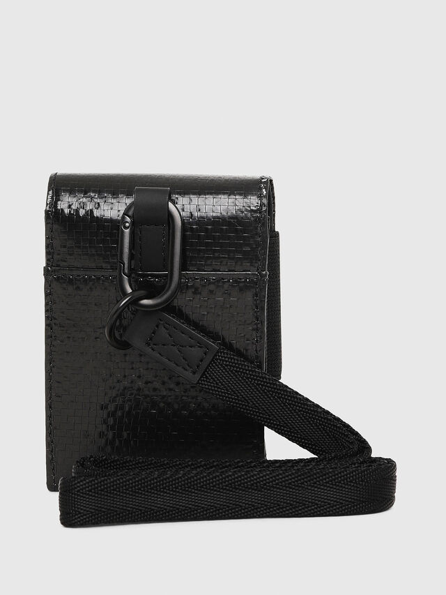 Diesel - LOSSO, Black - Small Wallets - Image 4
