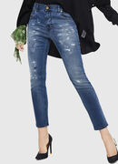 Krailey JoggJeans 069HA, Medium blue - Jeans