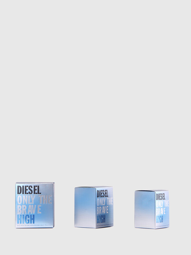 Diesel - ONLY THE BRAVE HIGH  125ML, Blue - Only The Brave - Image 3