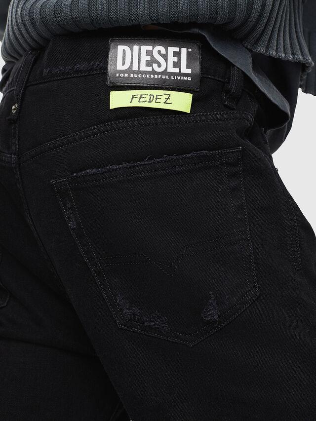 Diesel - Mharky 084TN, Black - Jeans - Image 3