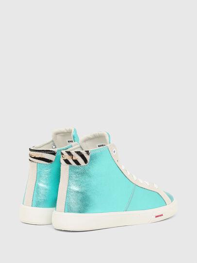 Diesel - S-MYDORI MC W, Azure - Sneakers - Image 3