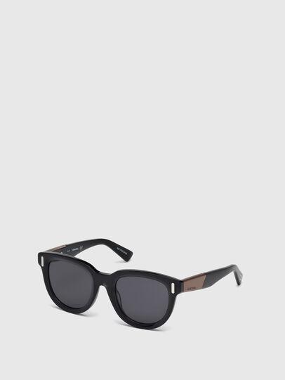 Diesel - DL0228, Black - Sunglasses - Image 2