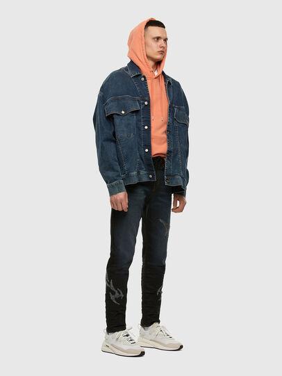 Diesel - D-Vider JoggJeans 009HE, Dark Blue - Jeans - Image 7
