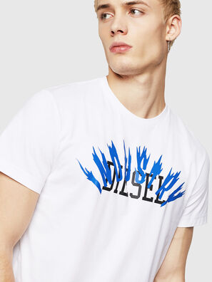 T-DIEGO-A10, White - T-Shirts