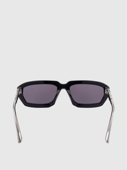 Diesel - DL0347, Black - Sunglasses - Image 4
