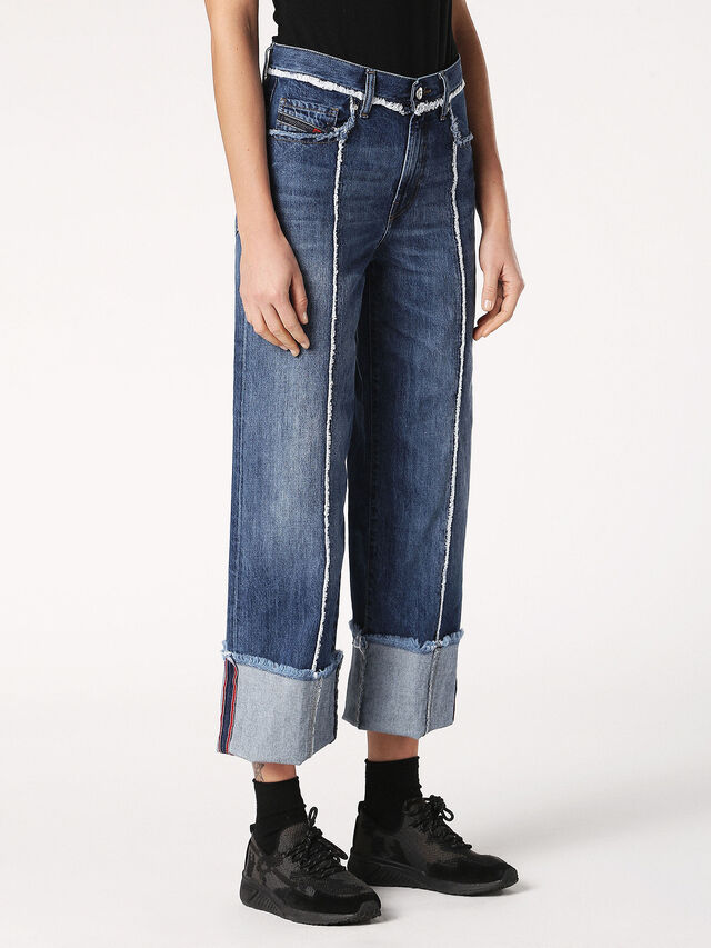 WIDEE-F 084TE, Blue Jeans