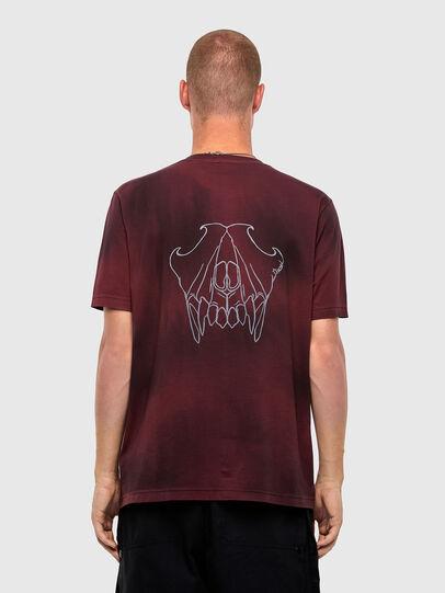 Diesel - T-JUST-N47, Brown - T-Shirts - Image 2