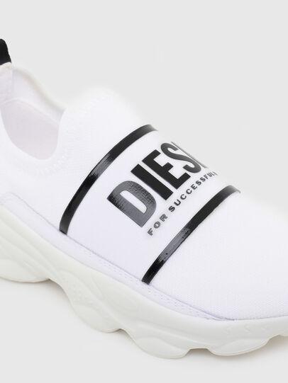 Diesel - S-SERENDIPITY SO LOW, White - Footwear - Image 4
