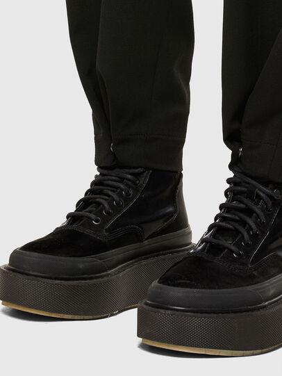 Diesel - P-JO, Black - Pants - Image 5
