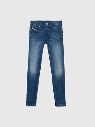 DHARY-J JOGGJEANS, Medium blue - Jeans