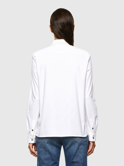 Diesel - C-RENELL, White - Shirts - Image 2