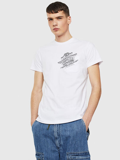 Diesel - T-WORKY-S1,  - T-Shirts - Image 1