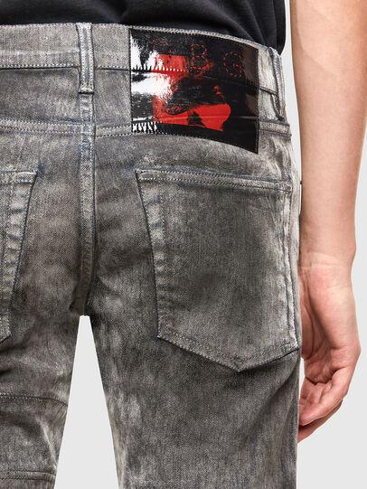 Diesel - TYPE-2020, Dark grey - Jeans - Image 4