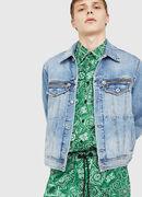 D-ROY, Blue Jeans - Denim Jackets