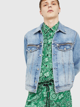 D-ROY,  - Denim Jackets