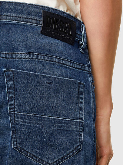 Diesel - Thommer 069SF, Dark Blue - Jeans - Image 3