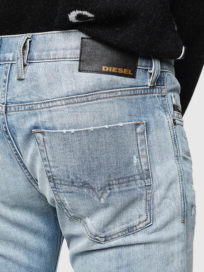 Diesel - Tepphar 0095V, Light Blue - Jeans - Image 4
