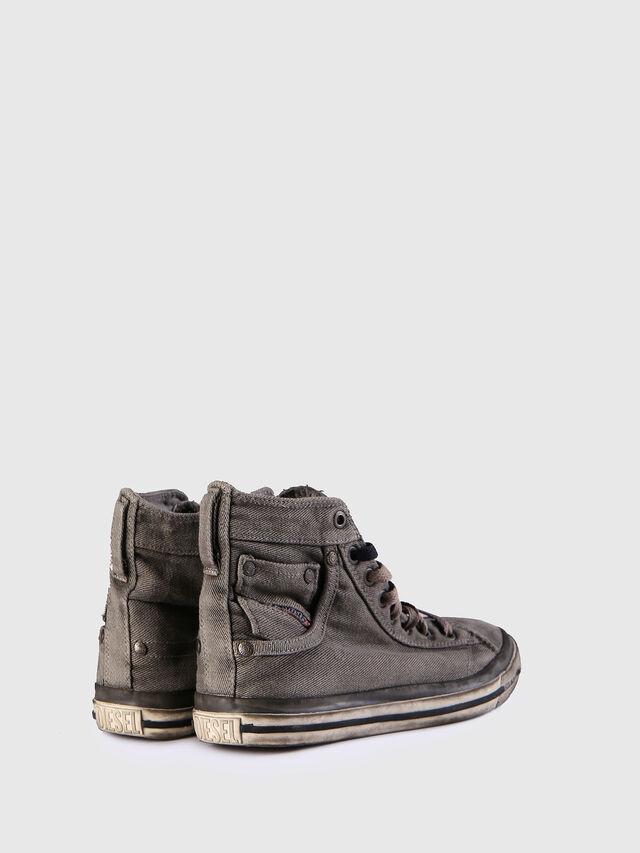 Diesel - EXPOSURE IV W, Grey Jeans - Sneakers - Image 3