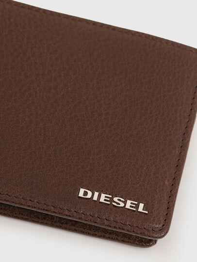 Diesel - HIRESH S, Brown - Small Wallets - Image 4