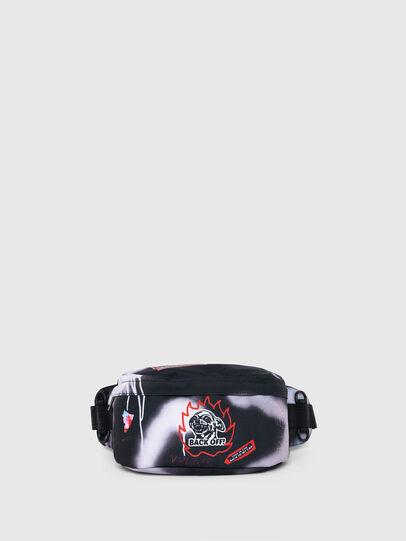Diesel - PARAKUT NL, Black - Belt bags - Image 1