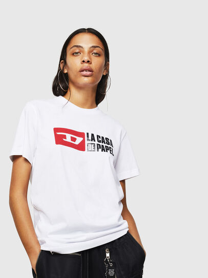 Diesel - LCP-T-DIEGO-CASA,  - T-Shirts - Image 2