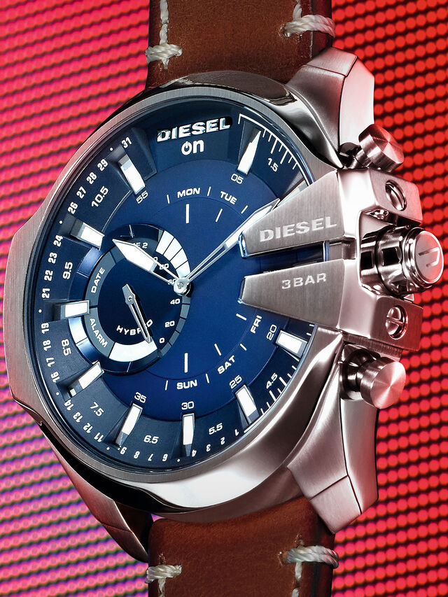 Diesel - DT1009, Brown - Smartwatches - Image 2