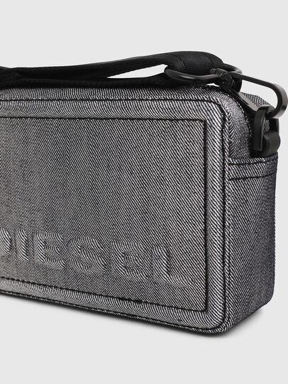 Diesel - ROSA', Grey - Crossbody Bags - Image 5