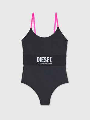 UFBY-HOLLIX, Black/Pink - Bodysuits