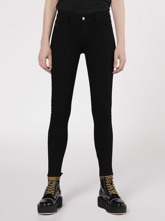 SLANDY 0860S, Black Jeans