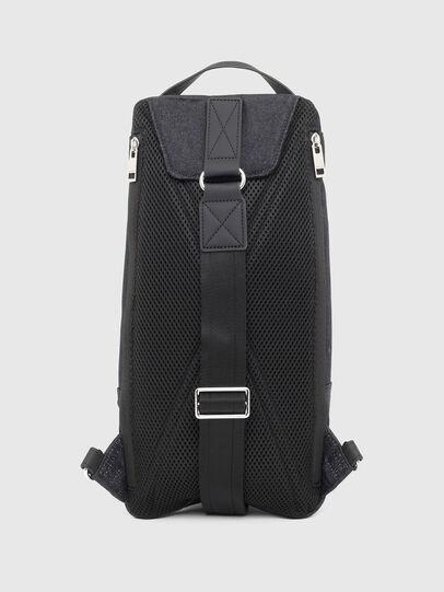 Diesel - BHODIO, Blue - Backpacks - Image 2