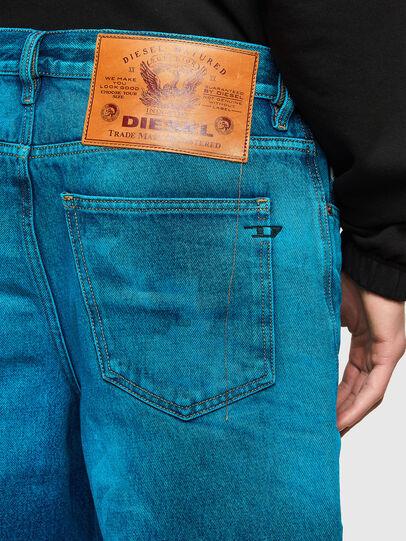Diesel - D-MACS-SHORT-SP, Blue - Shorts - Image 4