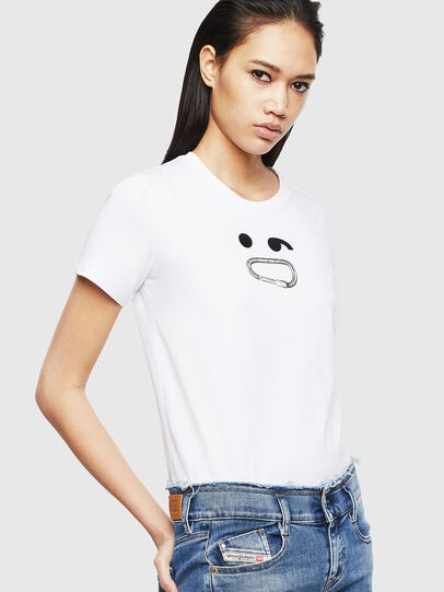 Diesel - T-SILY-S8,  - T-Shirts - Image 4