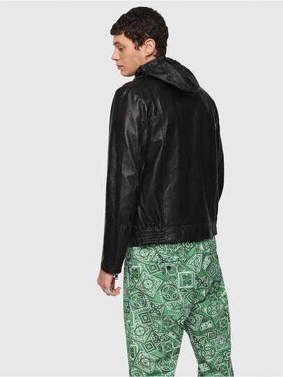 Diesel - L-RESTIL,  - Leather jackets - Image 2