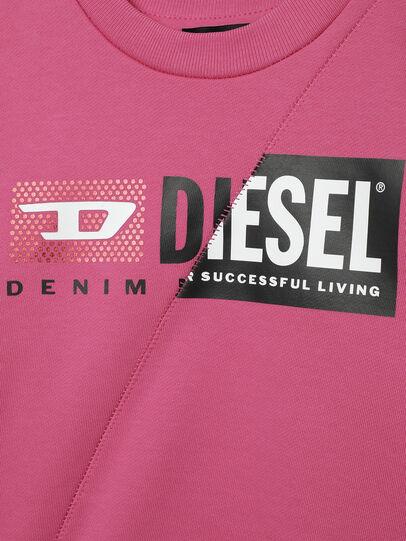 Diesel - SGIRKCUTYB-FL-R, Pink - Sweaters - Image 3