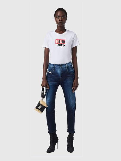 Diesel - Fayza JoggJeans® 069XX, Dark Blue - Jeans - Image 5