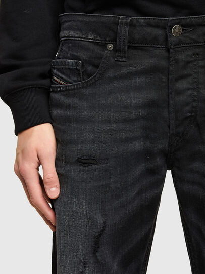 Diesel - Safado CN059, Black/Dark grey - Jeans - Image 3