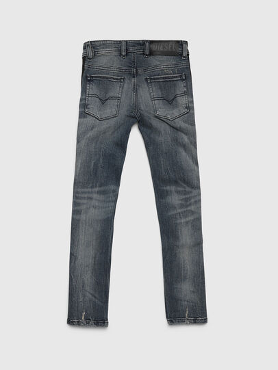 Diesel - SLEENKER-J-N, Medium blue - Jeans - Image 2
