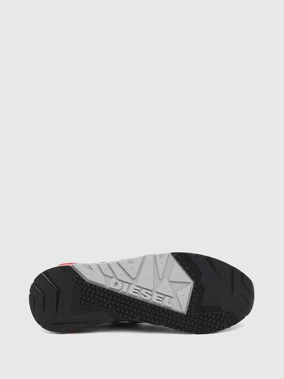 Diesel - S-KB WEB LACE, Black/Blue - Sneakers - Image 5