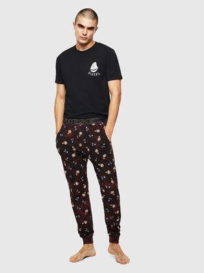 UMSET-JAKE-JULIO, Black/Red - Pajamas