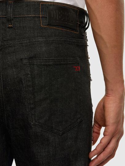 Diesel - D-Vider 009GR, Black/Dark grey - Jeans - Image 5