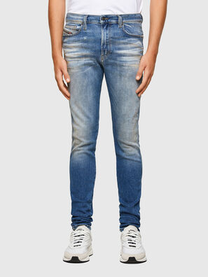 D-Istort 009JJ, Medium blue - Jeans