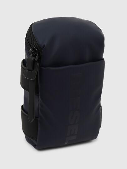Diesel - SHOULDME, Dark Blue - Small Wallets - Image 5
