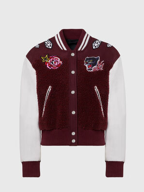 L-KOLT, Violet - Leather jackets