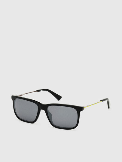 Diesel - DL0309, Black - Sunglasses - Image 2