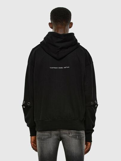 Diesel - S-ALBYBUT, Black - Sweaters - Image 6