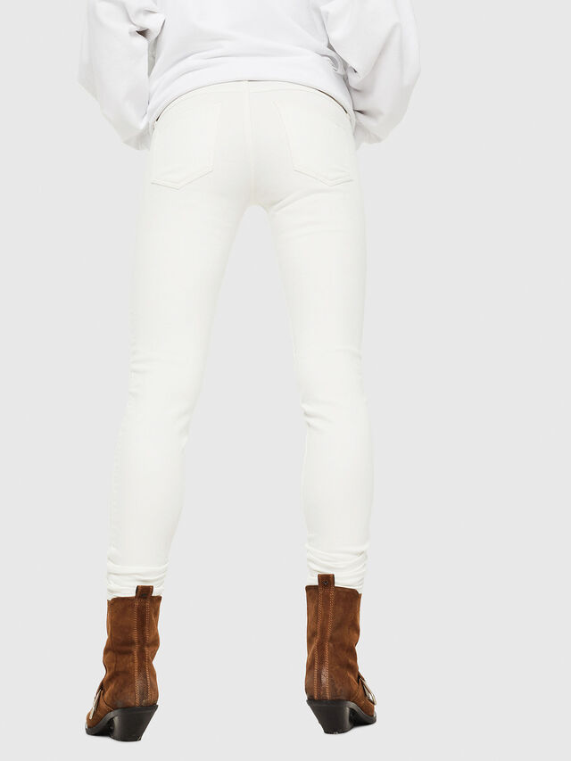 Diesel - Gracey JoggJeans 088AZ, White - Jeans - Image 2