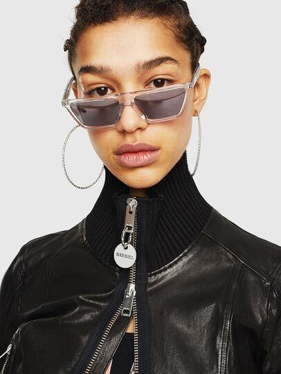 Diesel - L-LYS-B,  - Leather jackets - Image 3