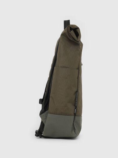 Diesel - SHINOBI, Green Camouflage - Backpacks - Image 3
